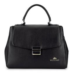 Dámská kabelka, černá, 92-4E-602-1, Obrázek 1