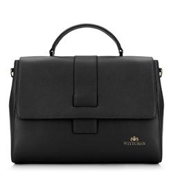 Dámská kabelka, černá, 92-4E-603-1, Obrázek 1