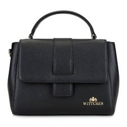 Dámská kabelka, černá, 92-4E-604-1, Obrázek 1