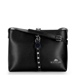 Dámská kabelka, černá, 92-4E-608-10, Obrázek 1