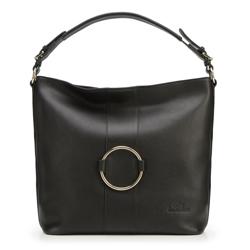 Dámská kabelka, černá, 92-4E-627-1, Obrázek 1