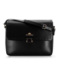 Dámská kabelka, černá, 92-4E-629-1, Obrázek 1