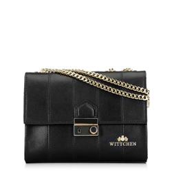 Dámská kabelka, černá, 92-4E-630-1, Obrázek 1