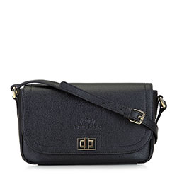 Dámská kabelka, černá, 92-4E-632-1, Obrázek 1