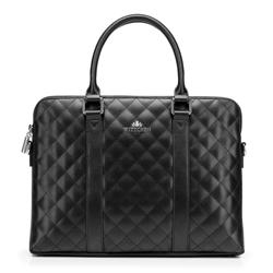 Dámská kabelka, černá, 92-4E-635-11, Obrázek 1