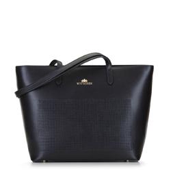 Dámská kabelka, černá, 92-4E-640-1, Obrázek 1