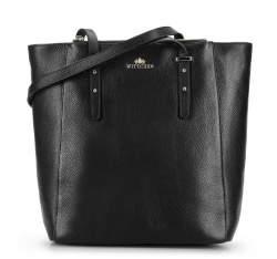 Dámská kabelka, černá, 92-4E-643-1, Obrázek 1