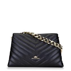Dámská kabelka, černá, 92-4E-650-1, Obrázek 1