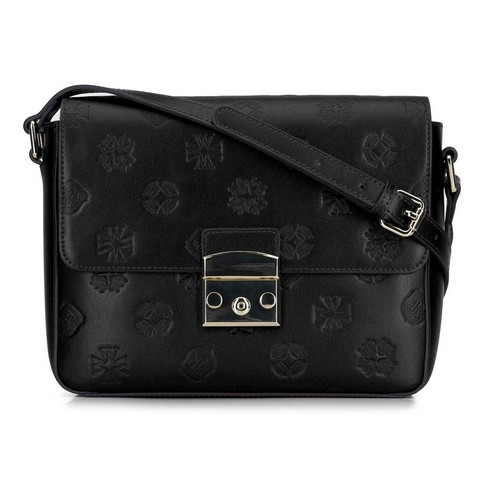 Dámská kabelka, černá, 92-4E-692-1, Obrázek 1