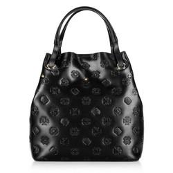 Dámská kabelka, černá, 92-4E-695-1, Obrázek 1