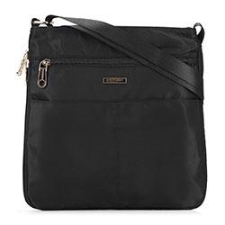 Dámská kabelka, černá, 92-4Y-106-1, Obrázek 1
