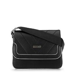 Dámská kabelka, černá, 92-4Y-222-1, Obrázek 1