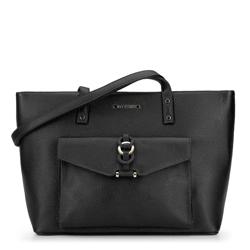 Dámská kabelka, černá, 92-4Y-240-1, Obrázek 1