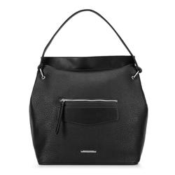 Dámská kabelka, černá, 92-4Y-243-1, Obrázek 1