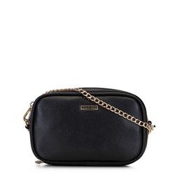 Dámská kabelka, černá, 92-4Y-304-1, Obrázek 1