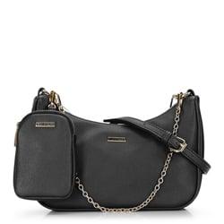 Dámská kabelka, černá, 92-4Y-314-1, Obrázek 1