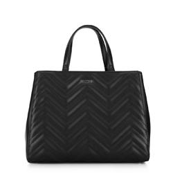 Dámská kabelka, černá, 92-4Y-600-1, Obrázek 1