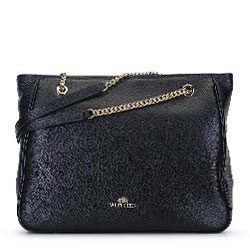 Dámská kabelka, černá, 93-4E-602-1, Obrázek 1