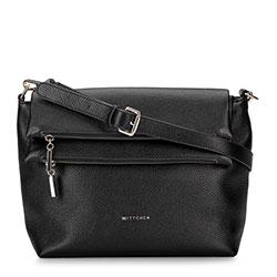 Dámská kabelka, černá, 93-4E-614-1, Obrázek 1