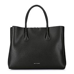 Dámská kabelka, černá, 93-4E-617-1, Obrázek 1
