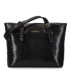 Dámská kabelka, černá, 93-4Y-905-10, Obrázek 1