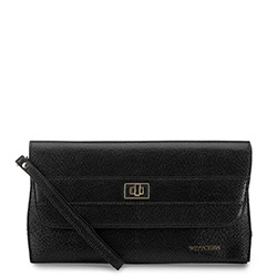 Dámská kabelka, černá, 91-4E-625-1, Obrázek 1