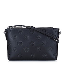 Dámská kabelka, černá, 93-4E-694-1, Obrázek 1
