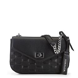 Dámská kabelka, černá, 91-4E-622-1, Obrázek 1