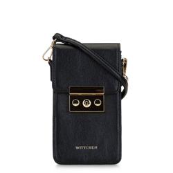 Dámská mini kabelka, černá, 92-2Y-564-1, Obrázek 1