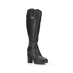 Dámská obuv, černá, 87-D-205-1-38, Obrázek 1