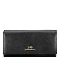 Dámská peněženka, černá, 13-1-052-1, Obrázek 1