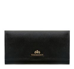 Dámská peněženka, černá, 13-1-075-1, Obrázek 1