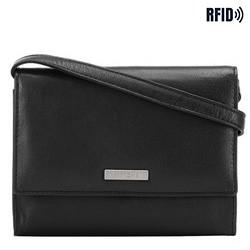 Dámská peněženka, černá, 26-2-110-1, Obrázek 1