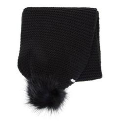 Dámská šála, černá, 91-7F-001-1, Obrázek 1