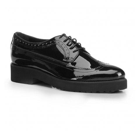 Dámské boty, černá, 87-D-100-1-35, Obrázek 1