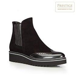 Dámské boty, černá, 87-D-106-1-40, Obrázek 1