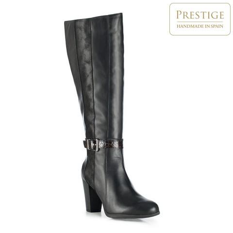 Dámské boty, černá, 87-D-312-1-35, Obrázek 1