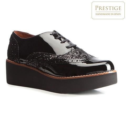Dámské boty, černá, 87-D-450-1-35, Obrázek 1