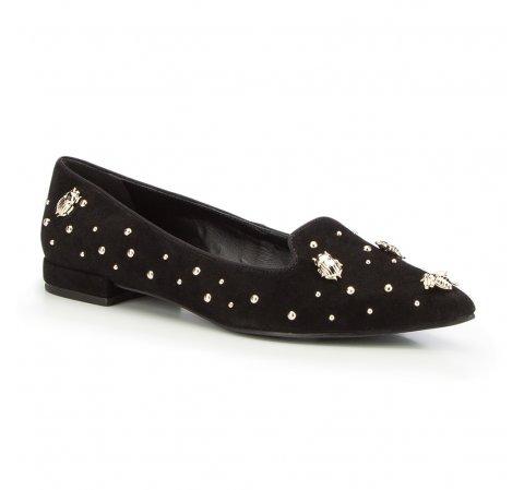 Dámské boty, černá, 87-D-760-1-35, Obrázek 1
