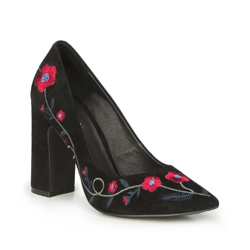 Dámské boty, černá, 87-D-923-1-36, Obrázek 1