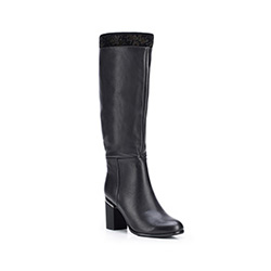 Dámské boty, černá, 87-D-951-1-39, Obrázek 1