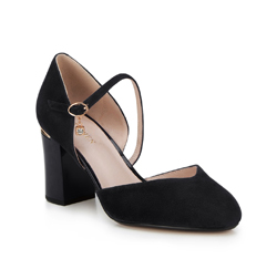 Dámské boty, černá, 88-D-955-1-38, Obrázek 1