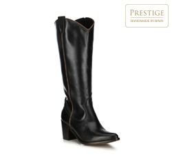 Dámské boty, černá, 91-D-053-1-36, Obrázek 1