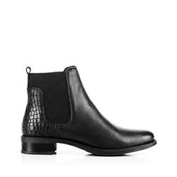 Dámské boty, černá, 91-D-301-1-39, Obrázek 1
