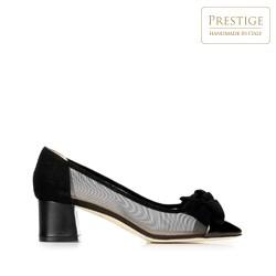Dámské boty, černá, 92-D-102-1-39, Obrázek 1