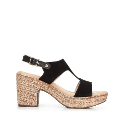 Dámské boty, černá, 92-D-961-1-39, Obrázek 1
