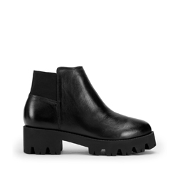 Dámské boty, černá, 93-D-754-1-37, Obrázek 1