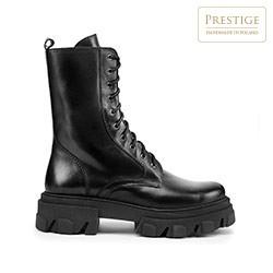 Dámské boty, černá, 93-D-800-1-37, Obrázek 1