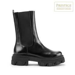 Dámské boty, černá, 93-D-802-1-40, Obrázek 1