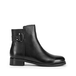 Dámské boty, černá, 93-D-962-1-40, Obrázek 1
